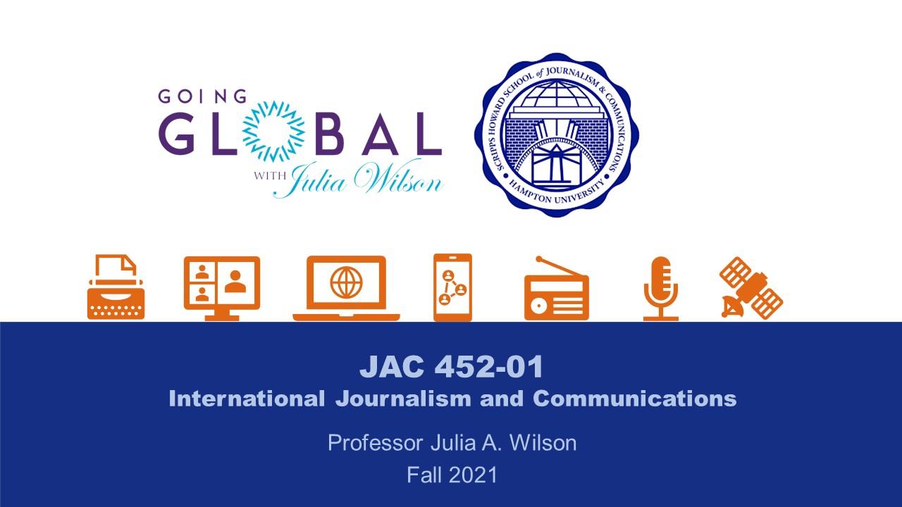 GoGlobal JAC452