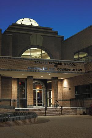 Hampton University : Scripps Howard School of Journalism and