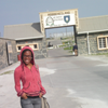 At Robben Island - an island off the coast of Cape 