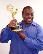 Emmy for Acie Wyatt