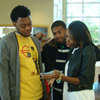 As part of the students' 